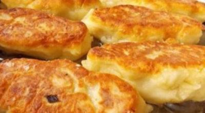 Моя бабушка из Минска научила меня их готовить: вкуснейшие зразы с грибами…