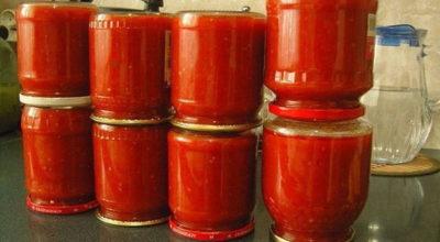 Очень вкусный домашний кетчуп «Пальчики оближешь»