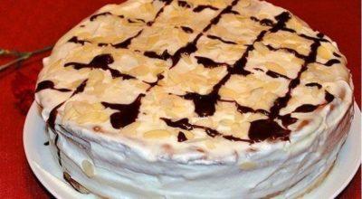 Один из самых моих любимых и вкусных тортов — «Мадам Помпадур»