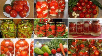 Вкусные помидоры с чесноком на зиму «Пальчики оближешь»: на литровую банку и 3 литровую
