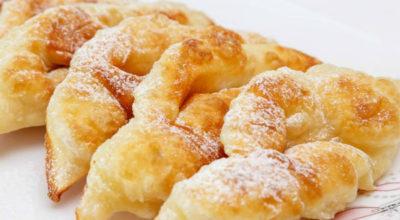 Пышные и вкусные «Полтавские» вергуны