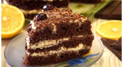 Самый быстрый и вкуснейший торт: за 20 минут вместе с выпечкой