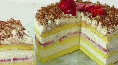 Самый необычный торт — это искушение для гурманов