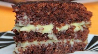 Сумасшедший пирог. Простой и потрясающе вкусный