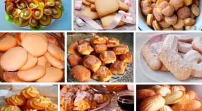 ТОП-10 лучших рецептов домашнего печенья