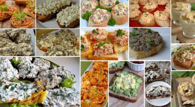 ТОП-12 рецептов самых вкусных намазок на хлеб. Утоляем голод в два счёта