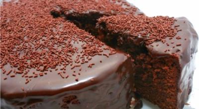 ТОП-5 любимых шоколадных тортиков