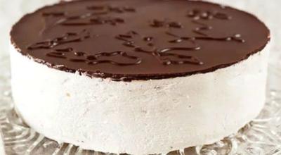 Торт «Птичье молоко». Очень старый проверенный рецепт