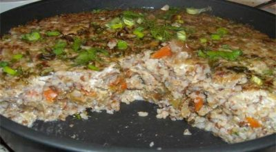 Три очень вкусных и оригинальных блюда из гречки