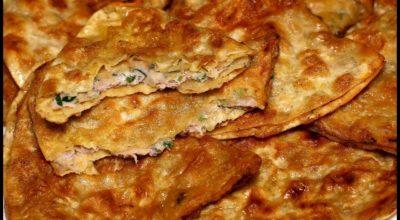 Вкусняшка из лаваша, которой легко заменить чебуреки и пирожки с самсой