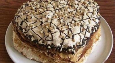Хотите попробовать по-настоящему вкусный торт. Песочный Торт «Иван-да Марья»