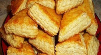 Замечательный рецепт «Печенье на кефире». Готовится быстро