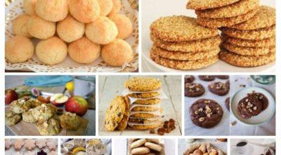 Топ 10 лучших рецептов вкусного печенья, которое готовится 15 минут