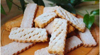 Просто чудо печенье из творога и меда