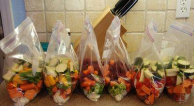 20 различных продуктов, которые можно заморозить, и способы, как это сделать