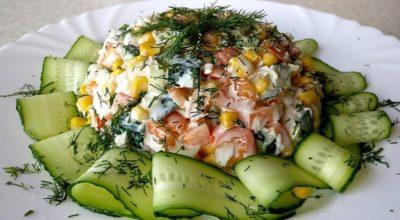 9 низкокалорийных салатов вместо ужина. Ешь даже после 10 вечера — всё равно похудеешь
