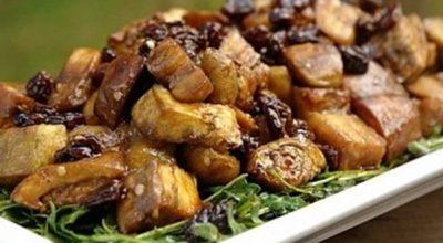 Баклажаны жареные как грибы. Пошаговый рецепт с фото