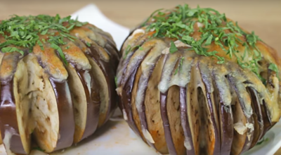 Фонарики с мясом из баклажанов — вкусно и оригинально