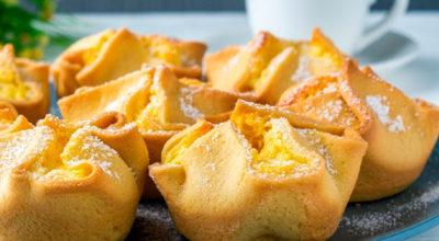Итальянские Соффиони. Пирожные, которые вы будете готовить на бис