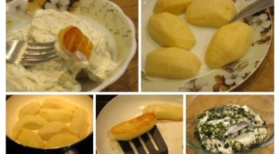 Любимая многими вкусная жареная картошечка