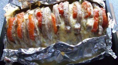 Мясо 'Гармошка' — невероятная вкуснятина