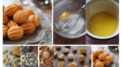 Настоящий вкус детства — печенье «Орешки»