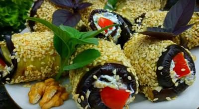 Очень вкусные баклажаны — готовим по-новому