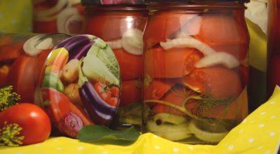 Помидорные чудо-дольки: не ленимся, закрываем помидоры на зиму