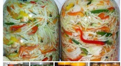 Рецепты вкусной капусты. Невероятно просто и очень полезно