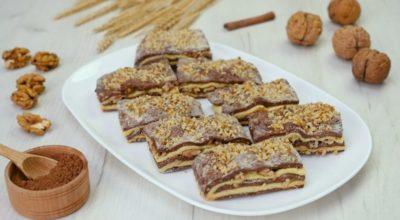 Сливочное печенье с какао: вкуснейший десерт для сладкоежек