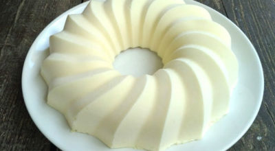 Тающее во рту облако: готовим торт без выпечки