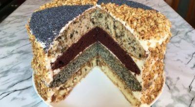 Торт «Королевский». Обалденно вкусный десерт