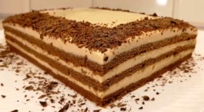 Потрясающий торт без муки покорит вкусом и нежностью