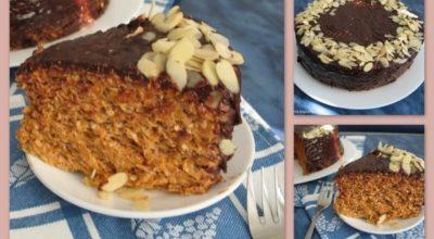 Быстрый и вкусный вафельный торт со сгущенкой и шоколадом