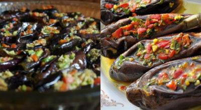 Невероятно вкусные баклажаны по-египетски