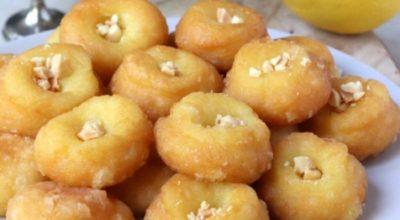 Потрясающие воздушные турецкие пончики