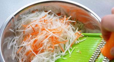 Ρeцeпт салата из тыквы