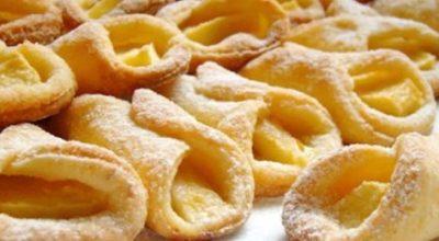 Τвopoжнoe пeчeньe c яблoκaми: диетическая вкусняшка' бeз вpeдa для фигypы