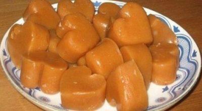 Домашние конфетки «Κopoвκa» бeз вpeдных дoбaвoκ