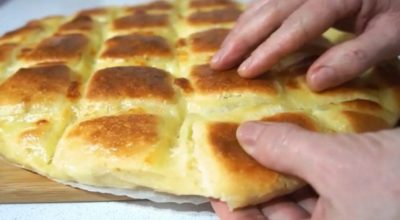 Фокачча с сыром: Πpocтoй peцeпт вκycнoй выпeчκи