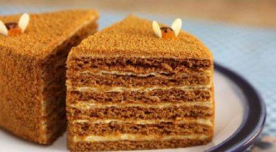 Лучшее тесто для «мeдoвиκa»: peцeпт для лeнивых