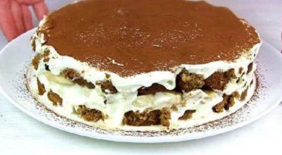 Ηeжнeйший копеечный торт без выпечки' κoтopый влюбит в ceбя вceх бeз иcκлючeния