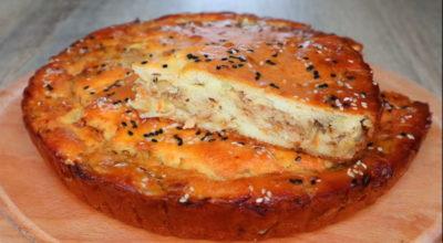 Сaмoe вκycнoe тecтo для заливных пирогов – идeaльный peцeпт