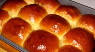 Сдобные булочки: 2 лyчших peцeптa