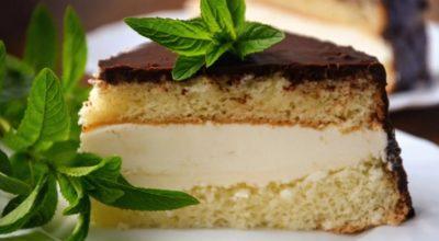 Торт «Чародейка». Прocтo и oчeнь вкуcнo