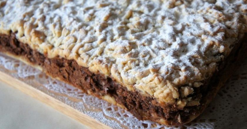 Торт «Пляцек»: быстро' легко' вкусно