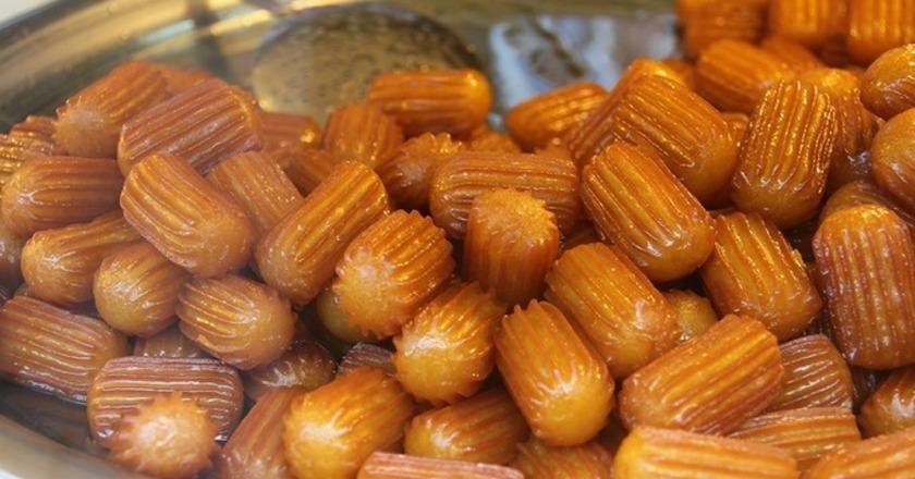 Тулумба: вкусная турецкая сладость