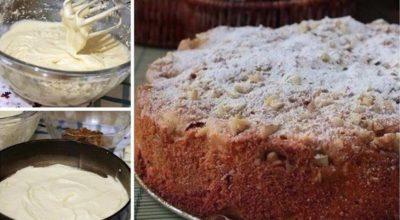 Обалдeнный яблοчный пирог «Домашний»