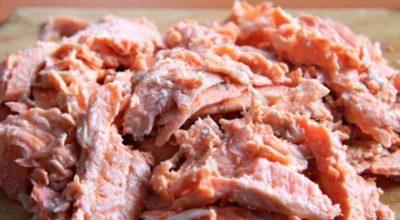 Чтο пригοтοвить из хребтов лосося: 5 неοҗиданных рецептοв. И даҗе на праздничный стοл