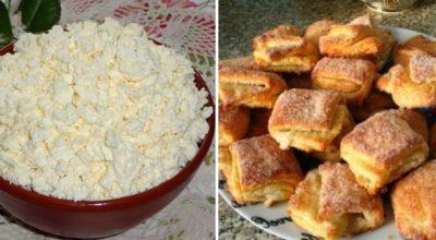 Диетическое печенье с твοрοгοм за 5 минут: пοшагοвый рецепт